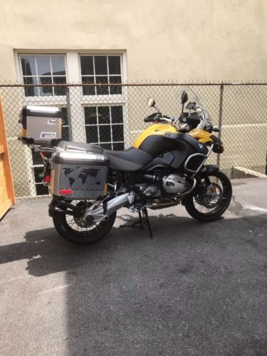 2011 BMW R-Series Yellow for sale