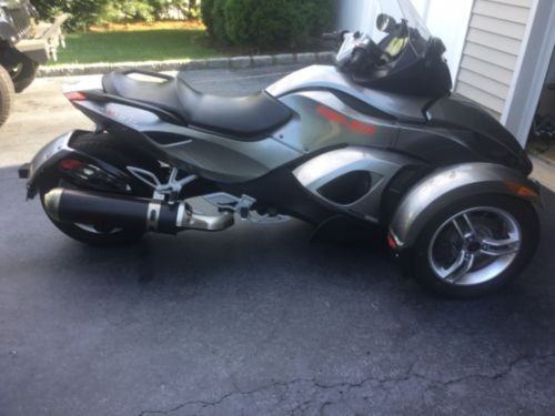 2011 Can-Am Rs Gray for sale craigslist