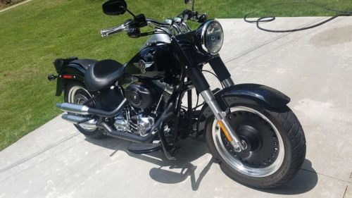2011 Harley-Davidson Softail Black for sale craigslist