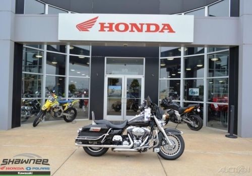 2011 Harley-Davidson Touring FLHR - Road King® Black for sale craigslist