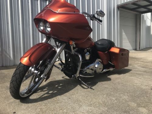 2011 Harley-Davidson Touring Bronze for sale