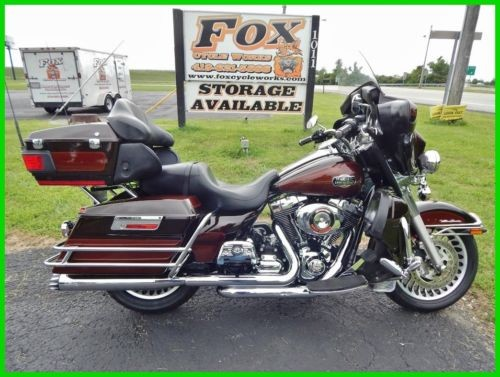 2011 Harley-Davidson Touring Dark Candy Root Beer / Light Candy Root Beer for sale craigslist