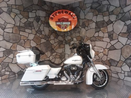 2011 Harley-Davidson Touring White Hot Pearl for sale craigslist