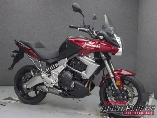 2011 Kawasaki Versys™ Red for sale craigslist