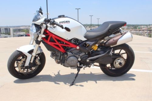 2012 Ducati Monster 796 ABS White craigslist