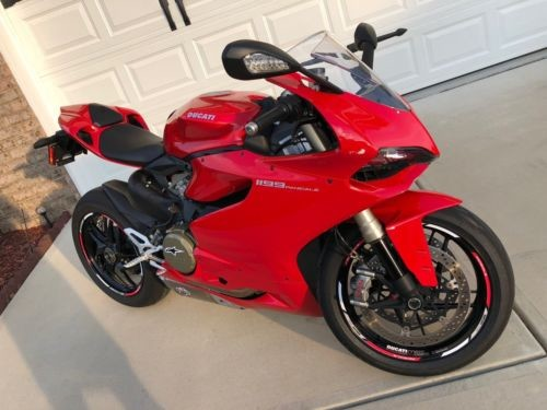 2012 Ducati Superbike Red for sale