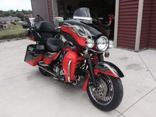 2012 Harley-Davidson Touring Custom for sale