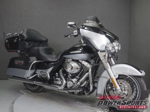 2012 Harley-Davidson Touring FLHTK ELECTRA GLIDE ULTRA LIMITED W/ABS MIDNIGHT PEARL/BRILLIANT SILVER PEARL for sale
