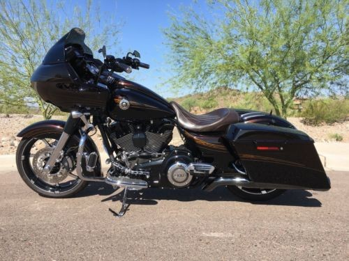 2012 Harley-Davidson Touring Maple Metallic craigslist