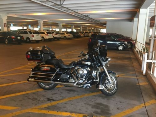 2012 Harley-Davidson Ultra Classic Black for sale