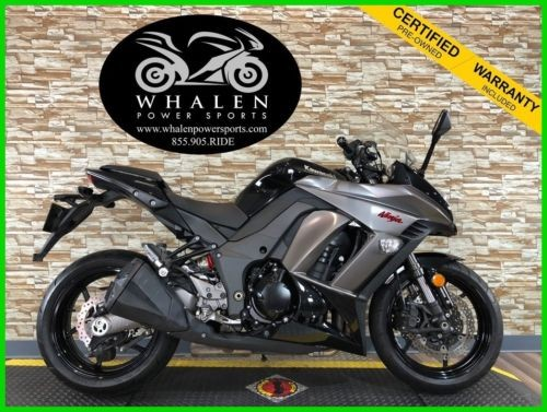 2012 Kawasaki Ninja Black/Silver for sale
