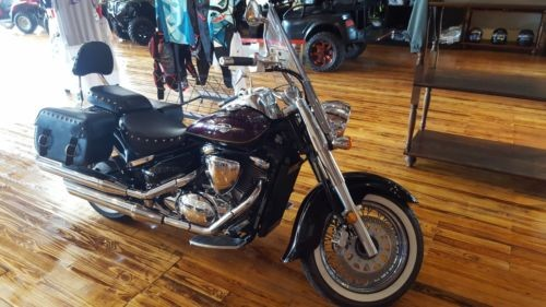 2012 Suzuki Boulevard Burgundy for sale craigslist