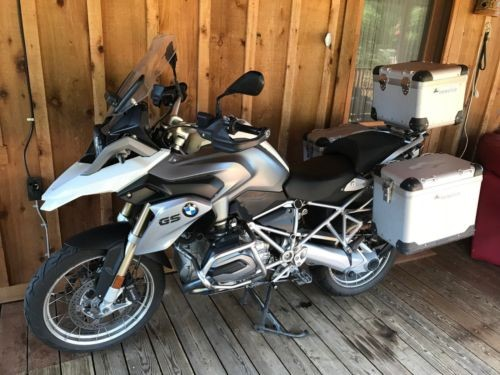 2013 BMW R-Series Silver for sale
