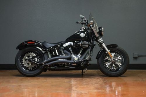 2013 Harley-Davidson FLS SOFTAIL SLIM Black for sale