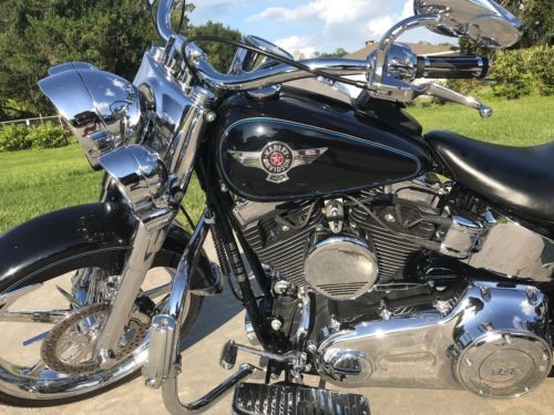 2013 Harley-Davidson Fatboy Black for sale craigslist