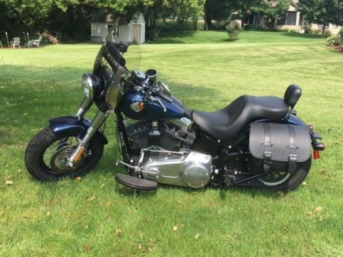 2013 Harley-Davidson Softtail Slim Blue craigslist