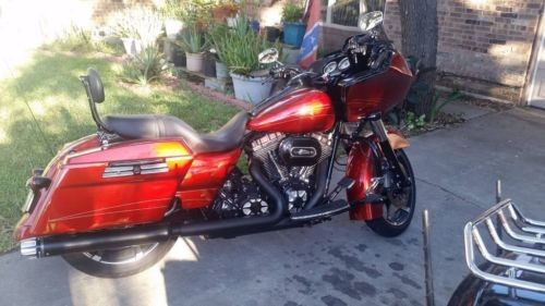 2013 Harley-Davidson Touring Red for sale craigslist