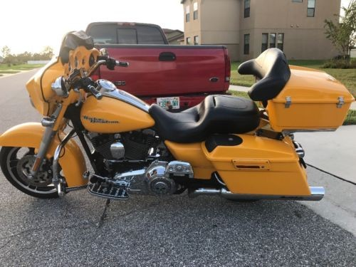 2013 Harley-Davidson Touring Yellowpearl for sale craigslist