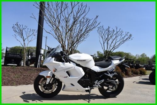 2013 Hyosung GT250R White for sale