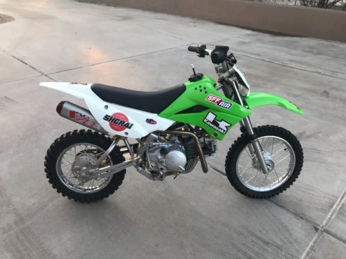 2013 Kawasaki KLX for sale craigslist