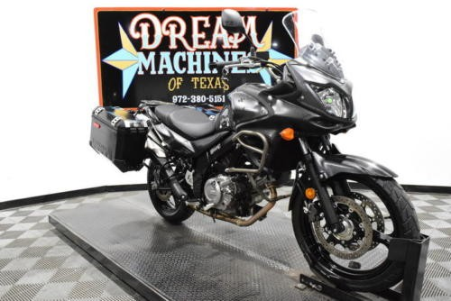 2013 Suzuki V-Strom 650 ABS Adventure -- Gray for sale craigslist