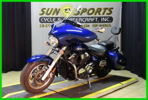 2013 Yamaha V Star Deluxe Blue for sale craigslist