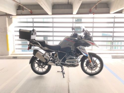 2014 BMW R1200GS White for sale