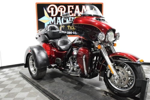 2014 Harley-Davidson FLHTCUTG - Tri Glide Ultra Classic Trike -- Red for sale