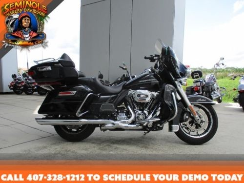 2014 Harley-Davidson FLHTK - Electra Glide® Ultra Limited -- Black for sale craigslist