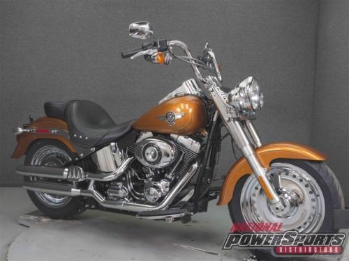 2014 Harley-Davidson Softail AMBER WHISKEY for sale