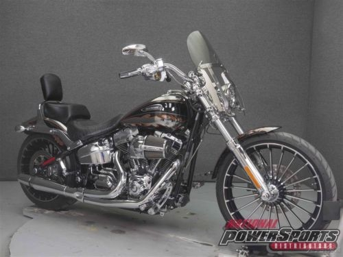 2014 Harley-Davidson Softail BLACK DIAMOND/MOLTEN SILVER for sale craigslist