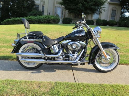 2014 Harley-Davidson Softail Black for sale craigslist