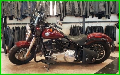 2014 Harley-Davidson Softail MYSTERIOUS RED for sale craigslist