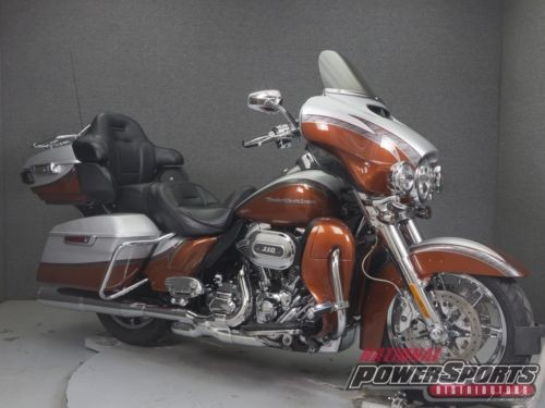2014 Harley-Davidson Touring FLHTKSE CVO ULTRA LIMITED Black for sale craigslist