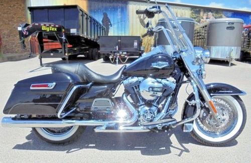 2014 Harley-Davidson Touring Black for sale craigslist