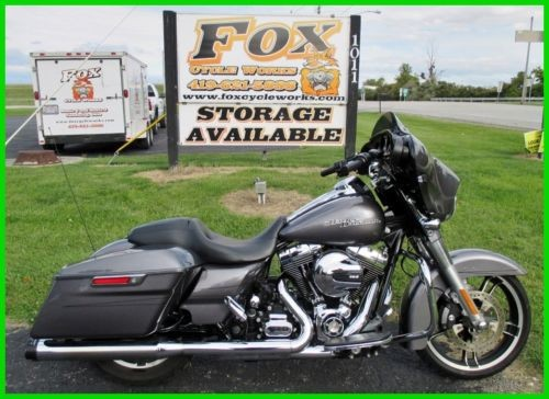 2014 Harley-Davidson Touring Charcoal Pearl for sale craigslist
