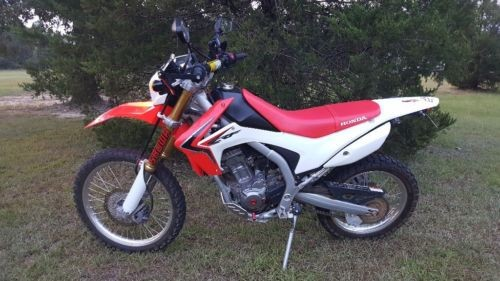 2014 Honda CRF for sale craigslist