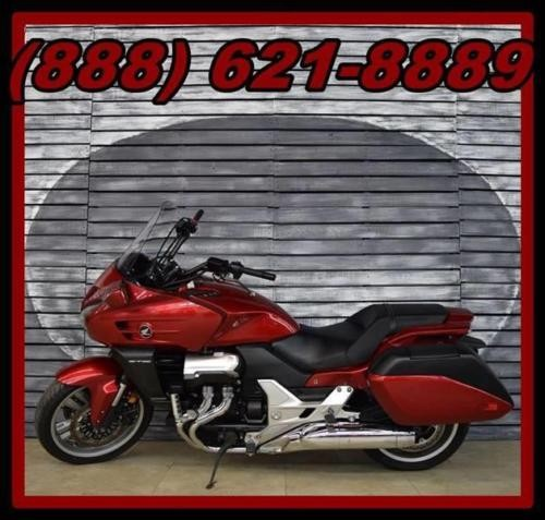 2014 Honda CTX1300 -- Red for sale