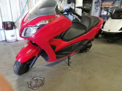 2014 Honda Forza NSS 300 -- Red craigslist