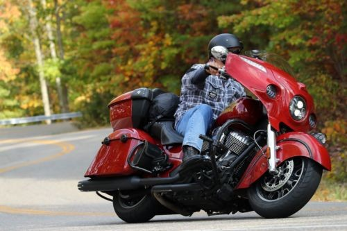 2014 Indian Chieftain Indian Red for sale