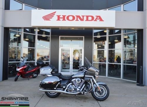 2014 Kawasaki Vulcan ABS BLACK/SILVER for sale craigslist