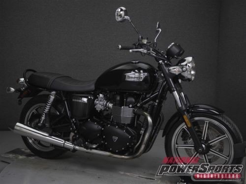 2014 Triumph Bonneville JET BLACK for sale craigslist