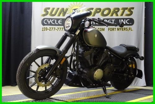 2014 Yamaha Bolt RSpec Gray for sale