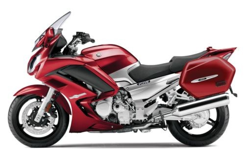 2014 Yamaha FJR Red for sale craigslist