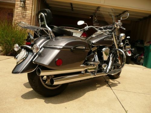 2014 Yamaha Road Star Charcoal Silver for sale craigslist