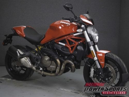 2015 Ducati Hypermotard Red for sale