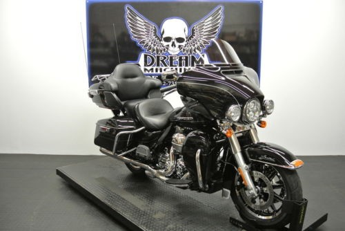 2015 Harley-Davidson FLHTK - Ultra Limited -- Black for sale