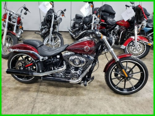 2015 Harley-Davidson Softail Breakout Mysterious Red Sunglo craigslist