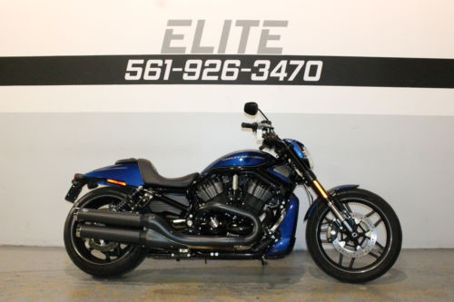 2015 Harley-Davidson V-Rod Night Rod Special VRSCDX Vrod Blue craigslist
