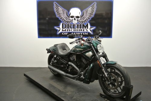 2015 Harley-Davidson VRSCDX - Night Rod Special -- Deep Jade Pearl for sale